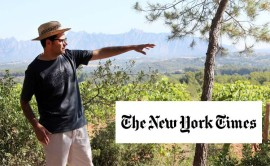 Recaredo, en el diario 'The New York Times'