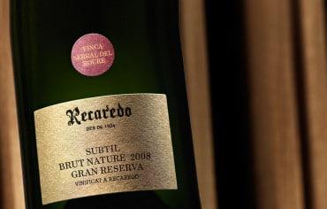 Subtil 2008: top-rated sparkling wine in Sevi guide