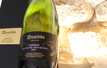 Best sparkling wine by the Spanish Association of Wine Journalists