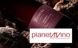 Intens Rosat 2012, among 'outstanding wines' by Andrés Proensa