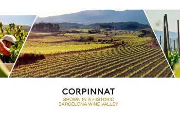 First bottles under the brand name of CORPINNAT will be launched this spring